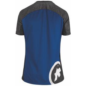 ASSOS Trail Koszulka z krótkim rękawem Kobiety, twilight blue